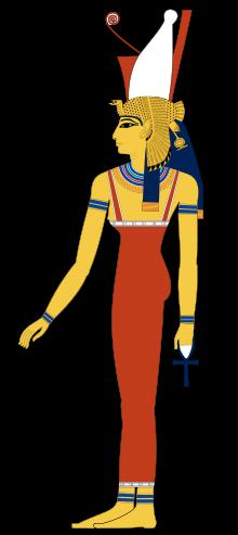 The Goddess Mut