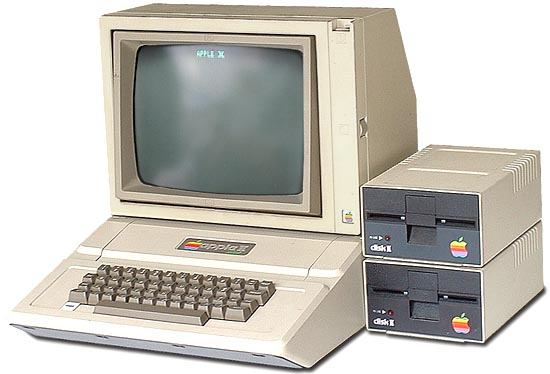 The Mighty Apple II Personal Computer