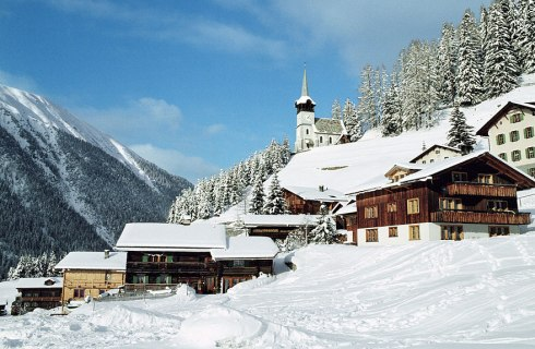 A Chalet in Davos