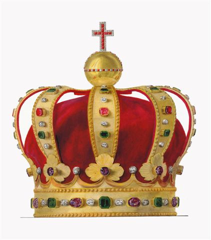 Crown of George XII of the Kingdom of Kartli-Kakheti