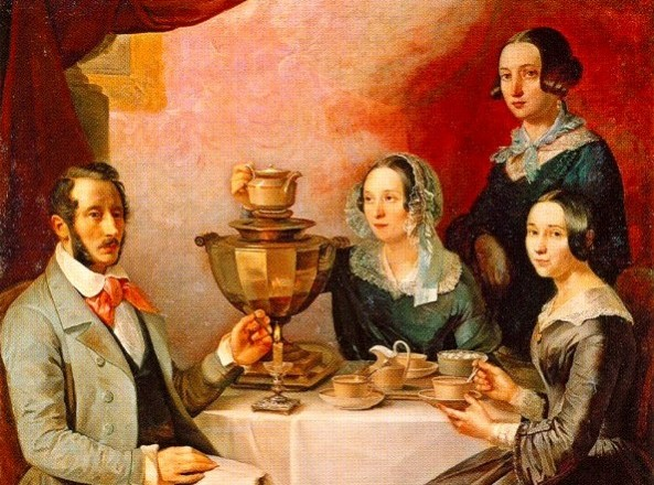 Family Portrait (T. Myagkov)