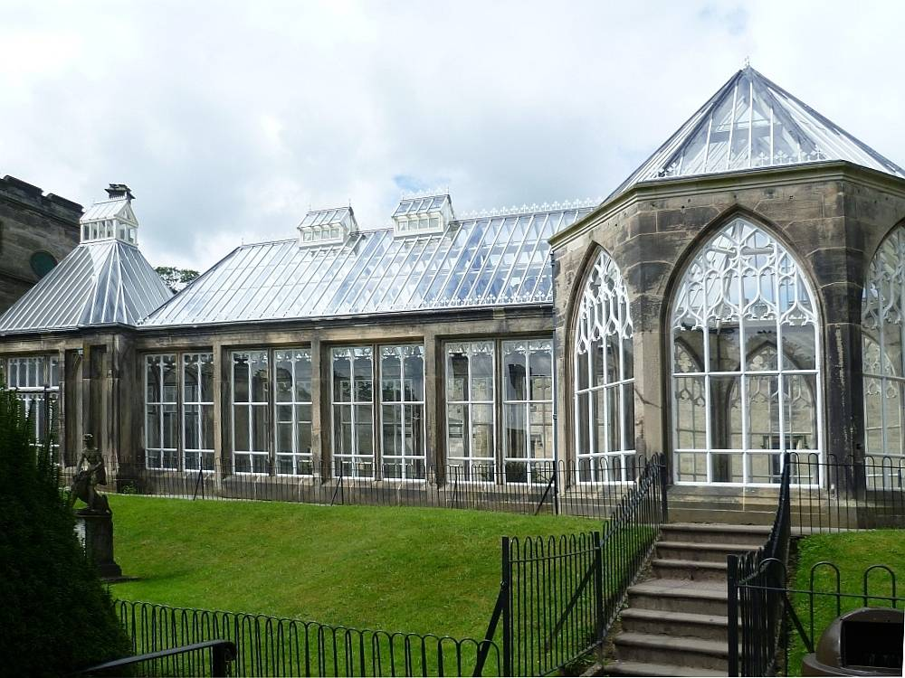 Conservatory ferrebeekeeper for Gothic greenhouse plans