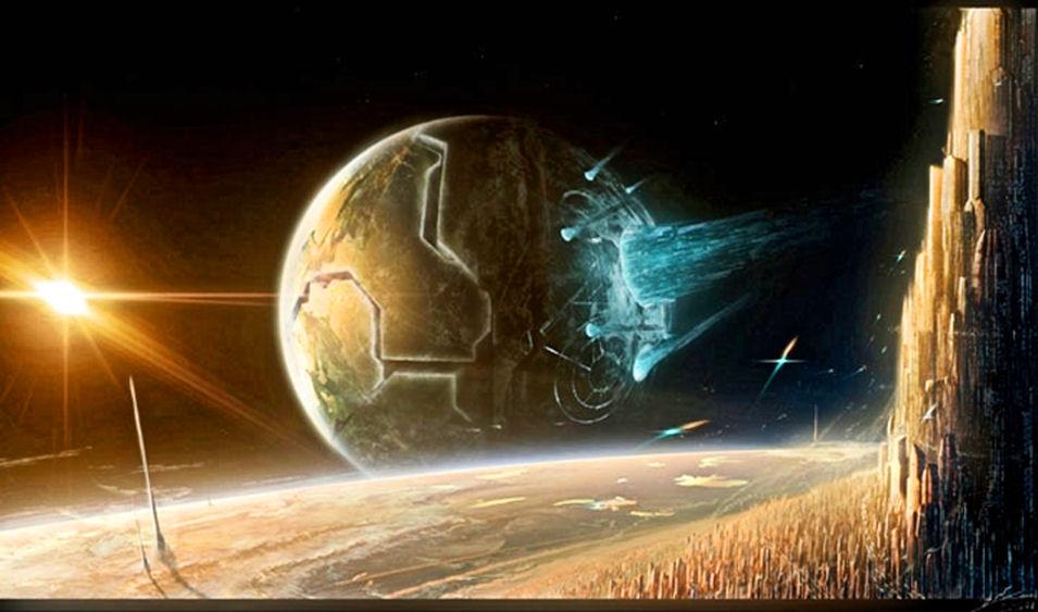 Planetary Engineering!