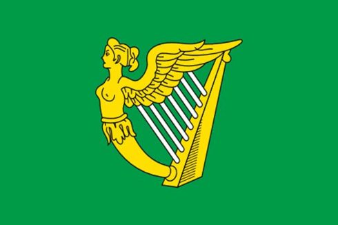 green-harp-irish-flag