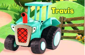 Travis the Tractor