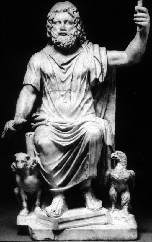 Serapis (Late Antique ca. 2nd Century BC)