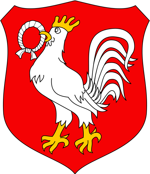 Official Coat of Arms of the Kurów Commune
