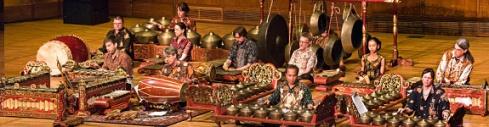 Gamelan Orchestra