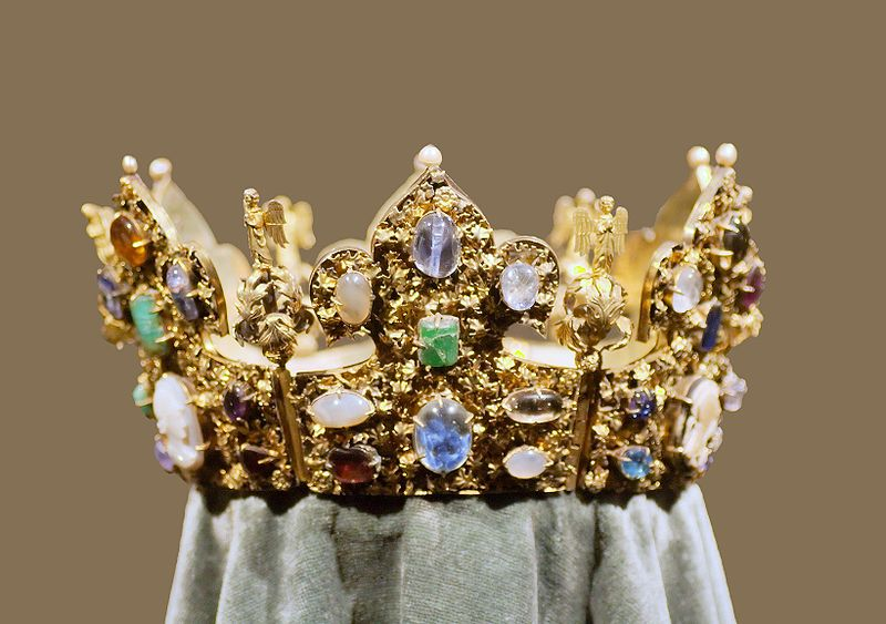 Reliquary Crown of Henry II (Bamberg Cathedral)