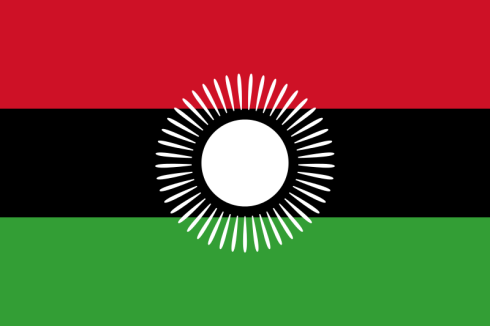 Flag of Malawi (2010-2012)