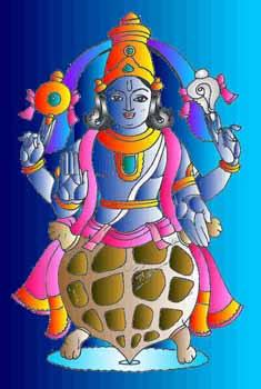 kurma-avatar-of-vishnu