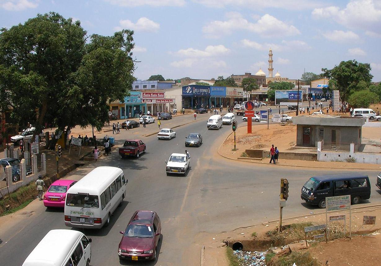 Lilongwe, Capital of Malawi