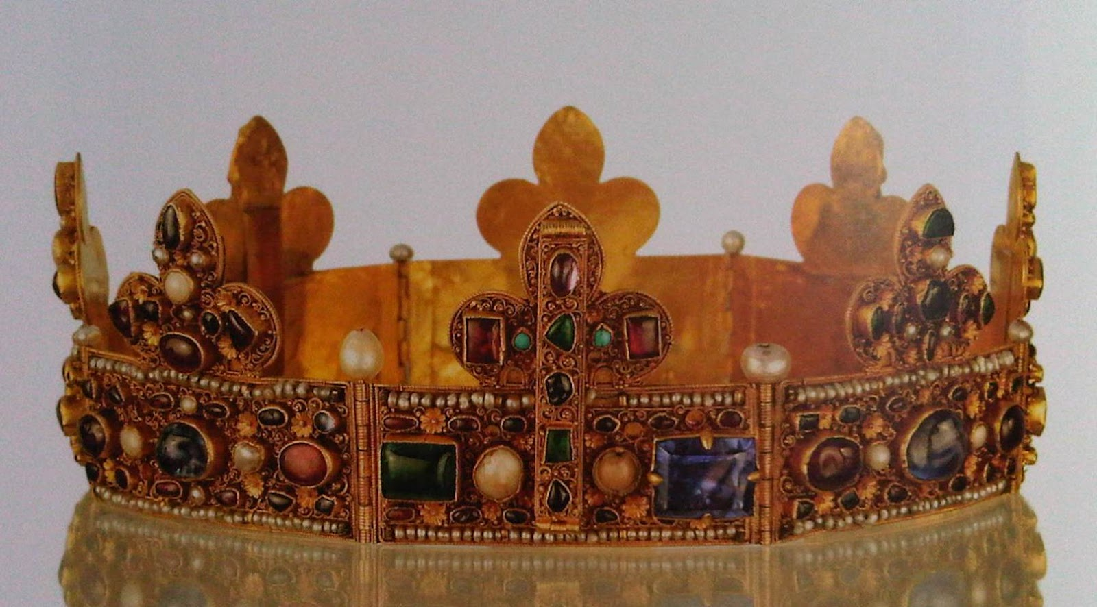 Reliquary Crown of Thorns (Cathedral of Saint Aubin in Namur)