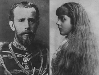 Crown Prince Rudolph & Baroness Mary Vetsera