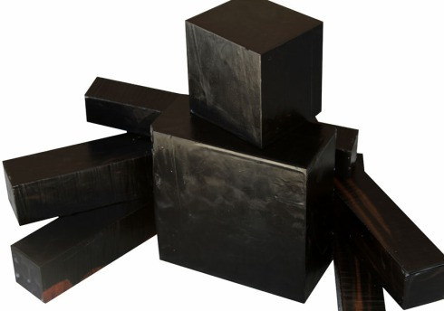 Gabon Ebony for Carving