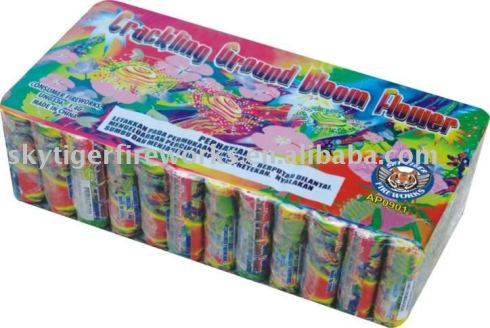 Consumer_fireworks_Ground_Bloom_Flowers_Ground_Spinners