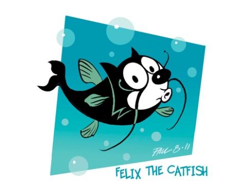 Felix the Catfish