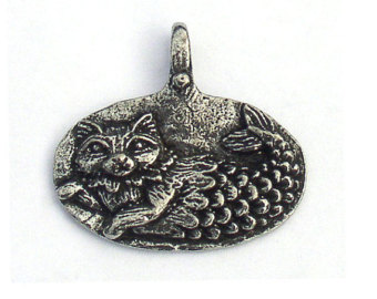 Old Fashioned Catfish Charm from eBay