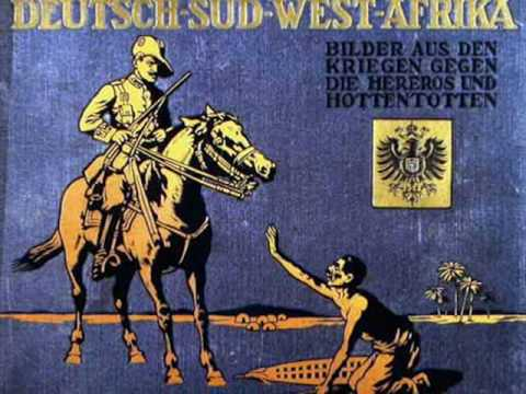 German Colonial Powers of the Second Reich in Namibia
