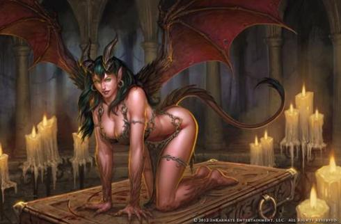Succubus (by Arsenal21)