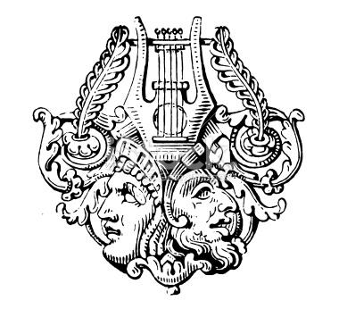stock-illustration-13056848-lyre-antique-design-illustrations