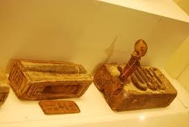 Snake Coffins