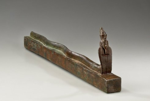Snake Coffin