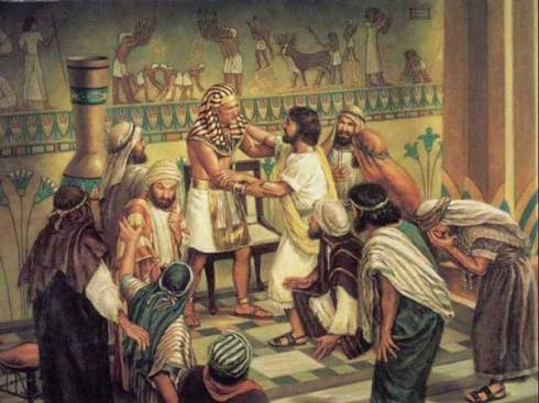 Joseph Interprets Pharaoh's Dream