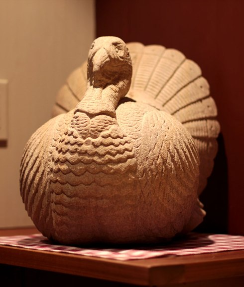 Sandstone Turkey (Ron Fedor)