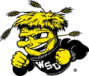 The Wichita State University muscle-bound bundle of wheat