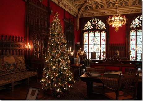 Pictures Of Victorian Christmas Trees