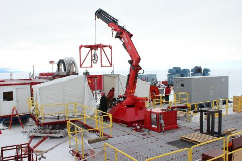 The WISSARD borehole operation on the Ross Ice Shelf