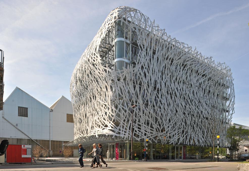 Nantes ferrebeekeeper for Architecture nantes
