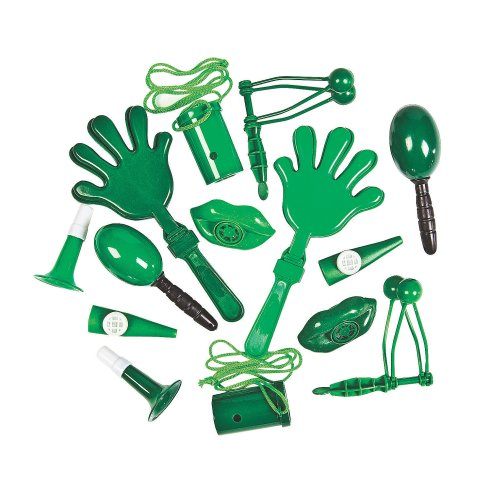 Saint Patrick's Day Noisemakers