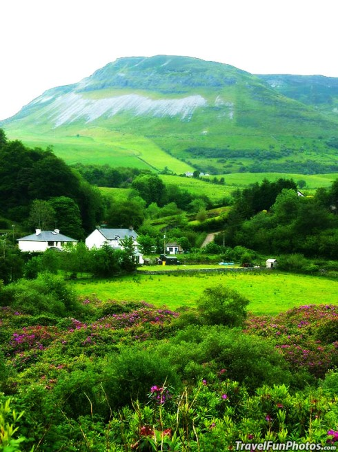 Did I mention the green hills of Ireland?