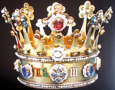 The Coronet of Margaret of York