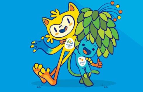 2016 Rio Olympics Mascots