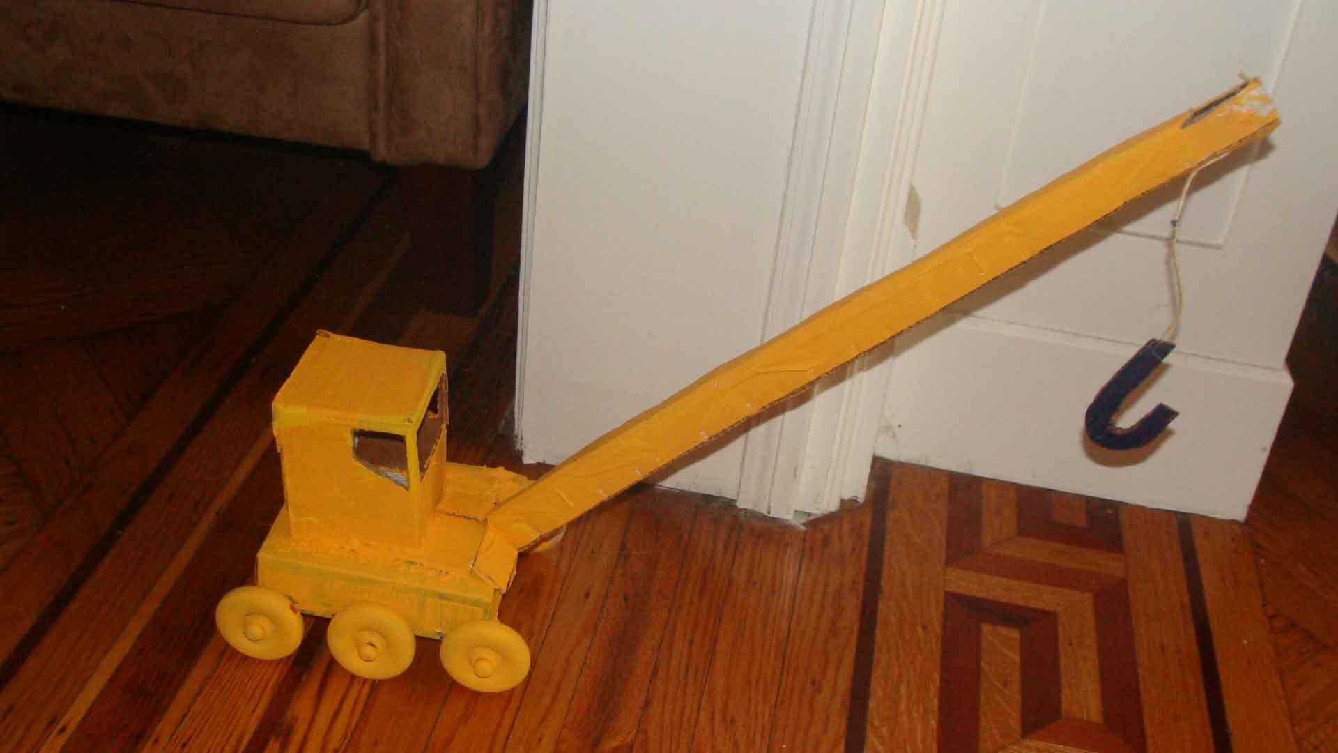 Building ferrebeekeeper for Make a crane