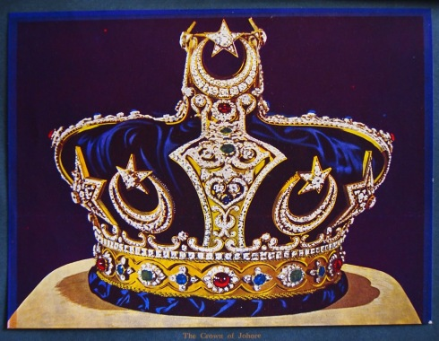 The Crown of Johor