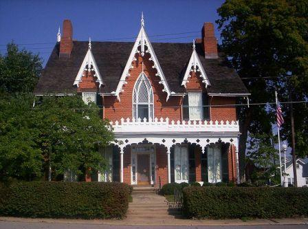 Oak Hill Cottage and Museum in Mansfield, Ohio?