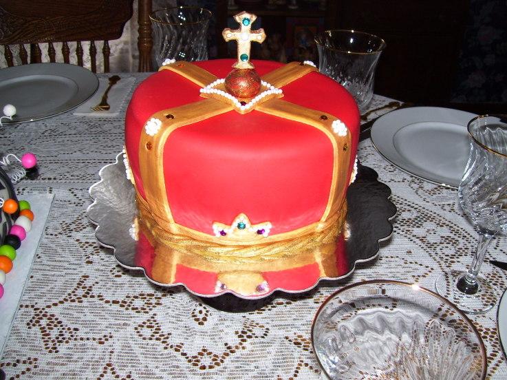 Crown Cakes ferrebeekeeper