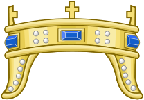 Artist's Interpretation of the Crown of Zvonimir