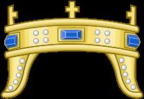 Artist's Interpretation of the Crown of Zvonimir