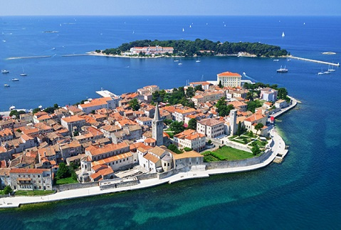 I couldn't find a picture of this second crown.  Did you know that Croatia has the world's most beautiful beaches?
