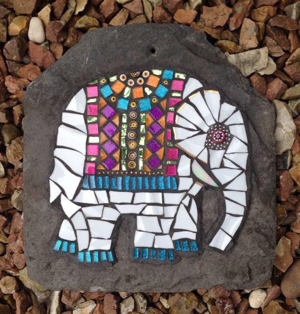 Image of: Mosaico Ee Ferrebeekeeper Wordpresscom Elephant Mosaics Ferrebeekeeper