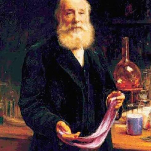 Sir William Perkin (Arthur S. Cope, 1906, oil on canvas)
