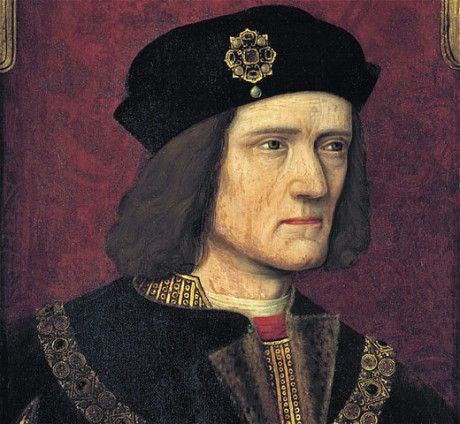 An unknown artist's copy of an original portrait of Richard III (1520, Royal Collection)