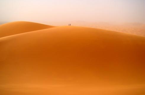Erg Chebbi in Morocco (Bjørn Christian Tørrissen)