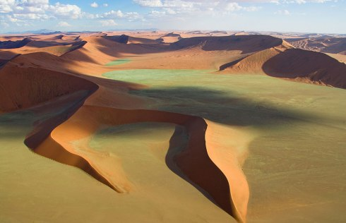 Namib Naukluft National Park, Namibia. (Photo by Michael Poliza)