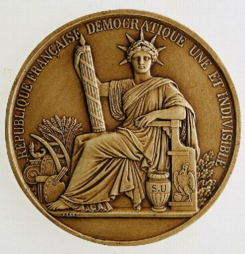The Great Seal of France